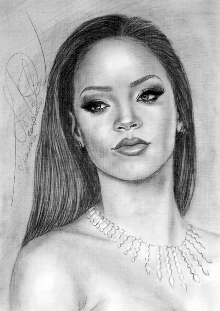 Rihanna by svetliaciok
